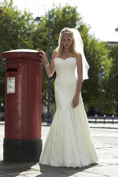 Justine Wedding Dress - So Sassi 2015 Bridal Collection