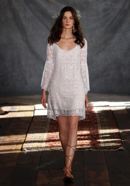 Kasbah Wedding Dress - Claire Pettibone Romantique 2015 Bridal Collection