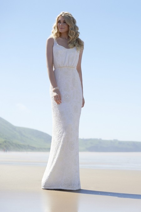Liberty Wedding Dress - Stephanie Allin Always and Forever 2015 Bridal Collection