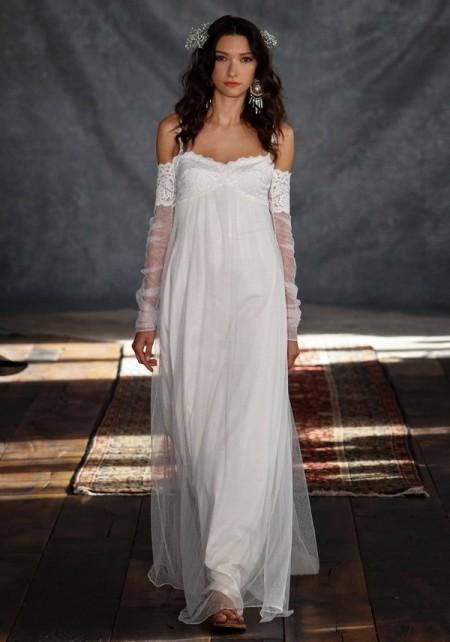 Lilith Wedding Dress - Claire Pettibone Romantique 2015 Bridal Collection