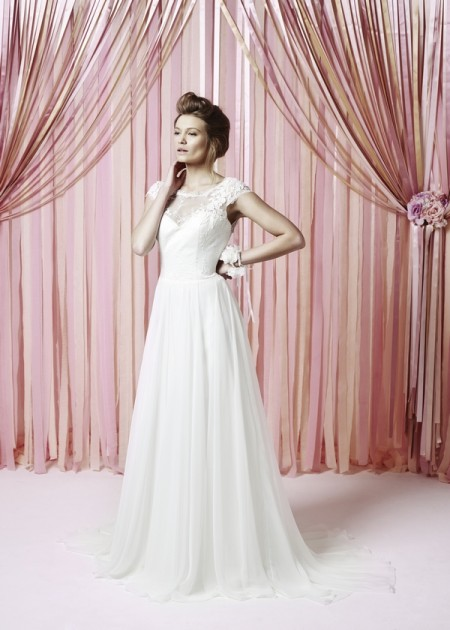 Lilly May Wedding Dress - Charlotte Balbier Iscoyd Park 2015 Bridal Collection