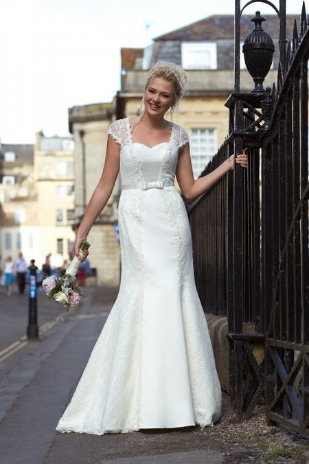 Lola Wedding Dress - So Sassi 2015 Bridal Collection