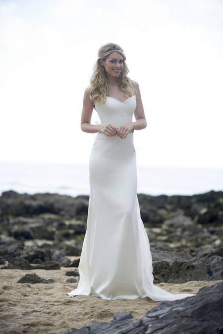 Lottie Wedding Dress - Stephanie Allin Always and Forever 2015 Bridal Collection