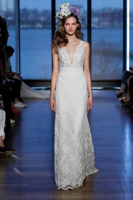 Lovette Wedding Dress - Ines Di Santo Spring/Summer 2015 Bridal Collection