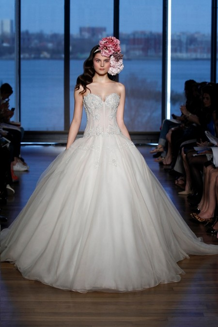 Lucianna Wedding Dress - Ines Di Santo Spring/Summer 2015 Bridal Collection