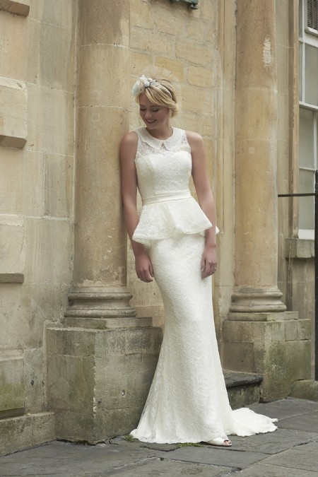 Maisie Wedding Dress - So Sassi 2015 Bridal Collection