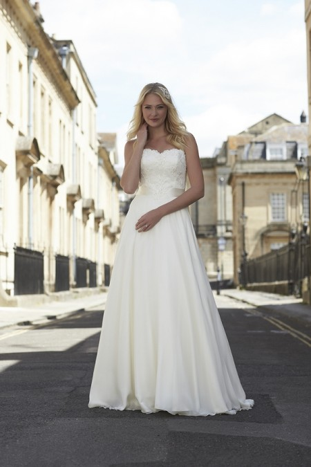 Marcella Wedding Dress - So Sassi 2015 Bridal Collection