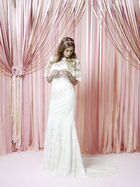 Marina Wedding Dress - Charlotte Balbier Iscoyd Park 2015 Bridal Collection
