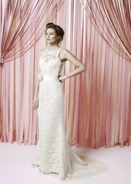 Marnie Wedding Dress - Charlotte Balbier Iscoyd Park 2015 Bridal Collection