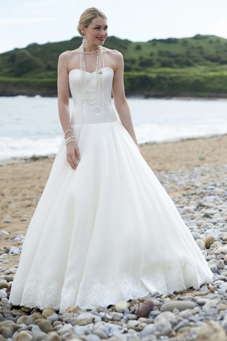 Melody Wedding Dress - Stephanie Allin Always and Forever 2015 Bridal Collection