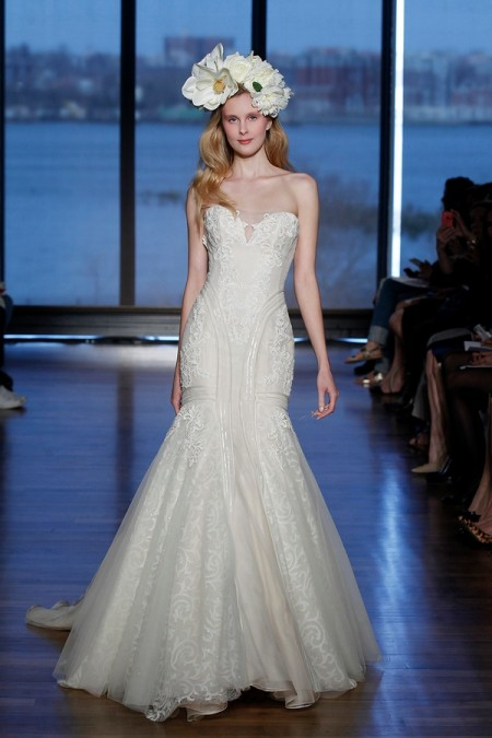 Melvina Wedding Dress - Ines Di Santo Spring/Summer 2015 Bridal Collection
