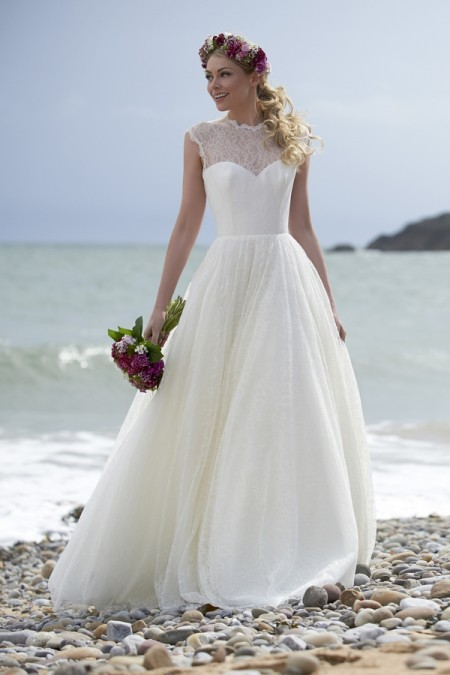 Misty Wedding Dress - Stephanie Allin Always and Forever 2015 Bridal Collection