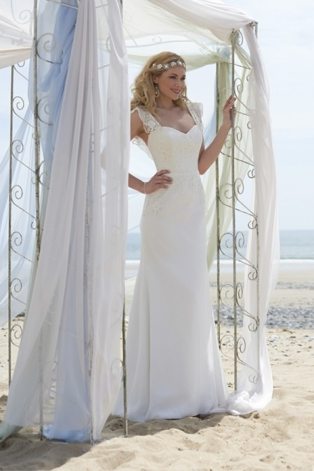 Monique Wedding Dress - Stephanie Allin Always and Forever 2015 Bridal Collection