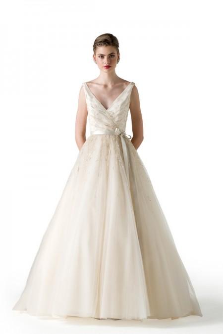 Mystique Wedding Dress - Anne Barge Spring/Summer 2015 Bridal Collection