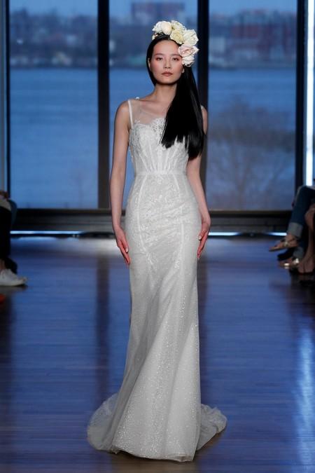 Naima Wedding Dress - Ines Di Santo Spring/Summer 2015 Bridal Collection
