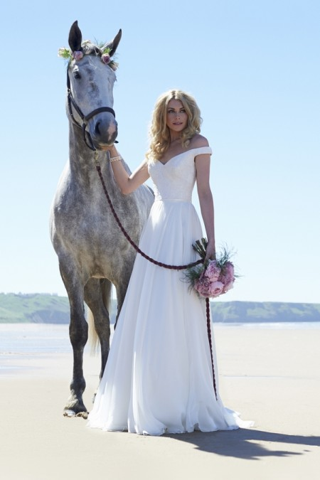Natalia Wedding Dress - Stephanie Allin Always and Forever 2015 Bridal Collection