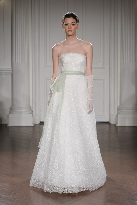 Natalie Wedding Dress - Peter Langner 2015 Bridal Collection