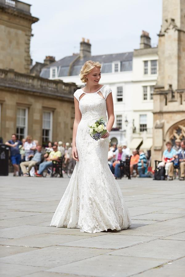 Natalie Wedding Dress - So Sassi 2015 Bridal Collection