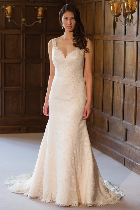 Nicola Wedding Dress - Augusta Jones The Hallmark 2015 Bridal Collection