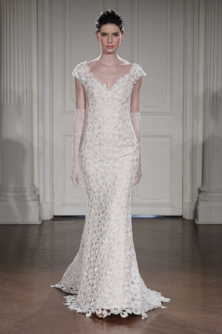 Noelia Due Wedding Dress - Peter Langner 2015 Bridal Collection