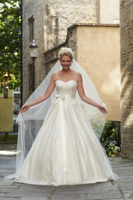 Paige Wedding Dress - So Sassi 2015 Bridal Collection