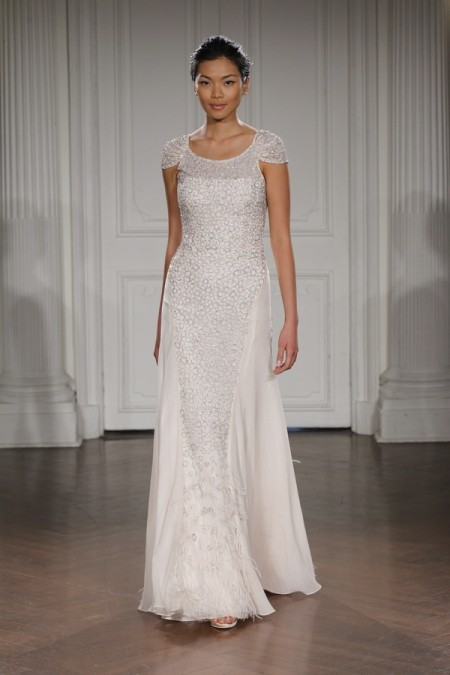 Pauline Wedding Dress - Peter Langner 2015 Bridal Collection