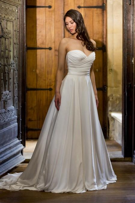 Penny Wedding Dress - Augusta Jones The Hallmark 2015 Bridal Collection