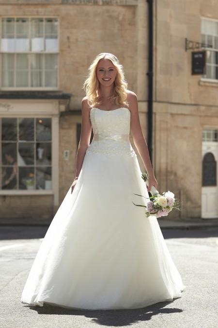 Petula Wedding Dress - So Sassi 2015 Bridal Collection