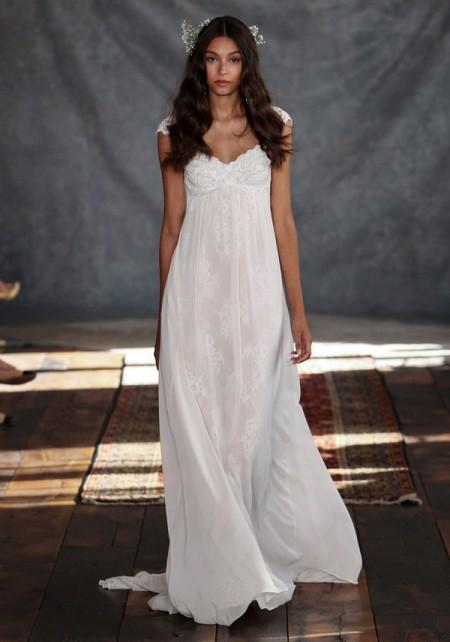 Phaedra Wedding Dress - Claire Pettibone Romantique 2015 Bridal Collection