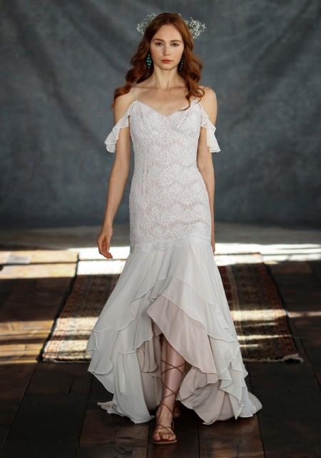 Rhapsody Wedding Dress - Claire Pettibone Romantique 2015 Bridal Collection