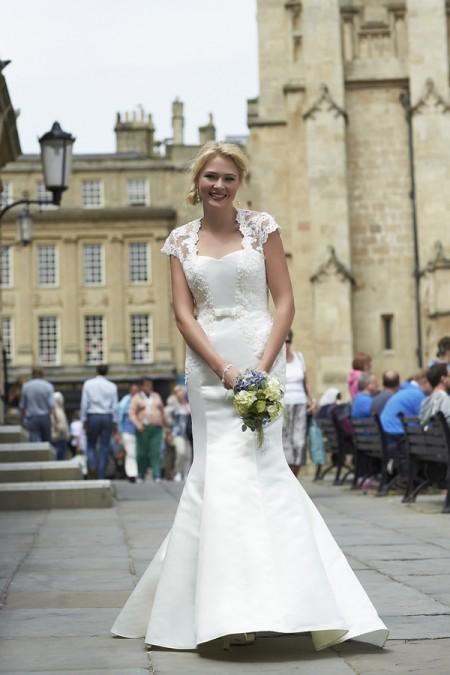 Savannah Wedding Dress - So Sassi 2015 Bridal Collection