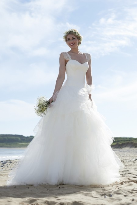 Scarlett Wedding Dress - Stephanie Allin Always and Forever 2015 Bridal Collection