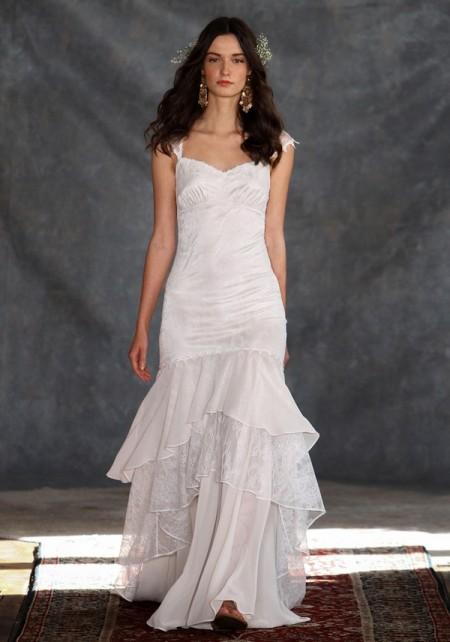 Seraphina Wedding Dress - Claire Pettibone Romantique 2015 Bridal Collection