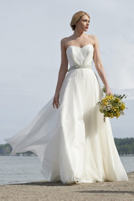 Shelley Wedding Dress - Stephanie Allin Always and Forever 2015 Bridal Collection