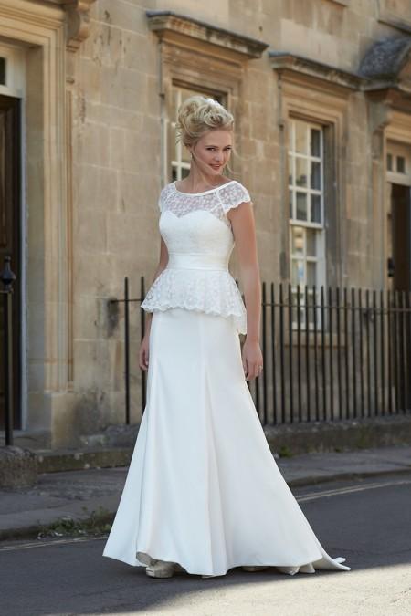 Sian Wedding Dress - So Sassi 2015 Bridal Collection