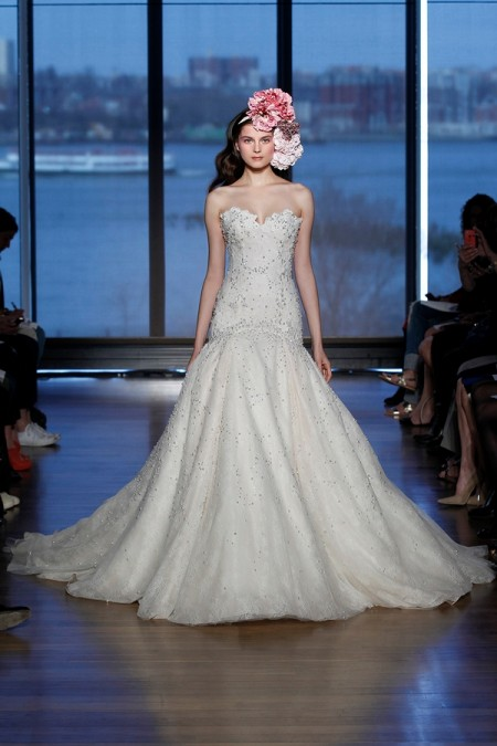 Sistine Wedding Dress - Ines Di Santo Spring/Summer 2015 Bridal Collection