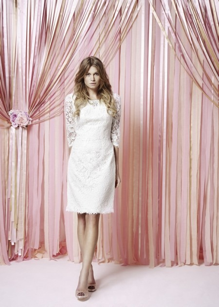 Suzy Wedding Dress - Charlotte Balbier Iscoyd Park 2015 Bridal Collection