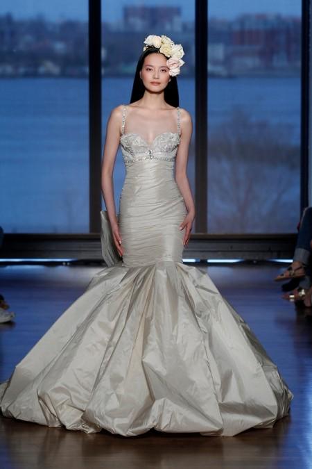 Tatiana Wedding Dress - Ines Di Santo Spring/Summer 2015 Bridal Collection