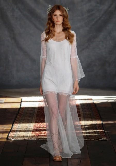 Topanga Wedding Dress - Claire Pettibone Romantique 2015 Bridal Collection