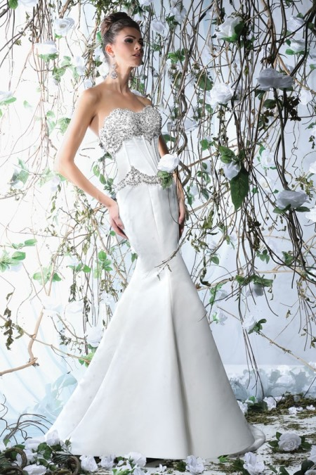 VH170 Wedding Dress - Victor Harper Spring 2015 Bridal Collection