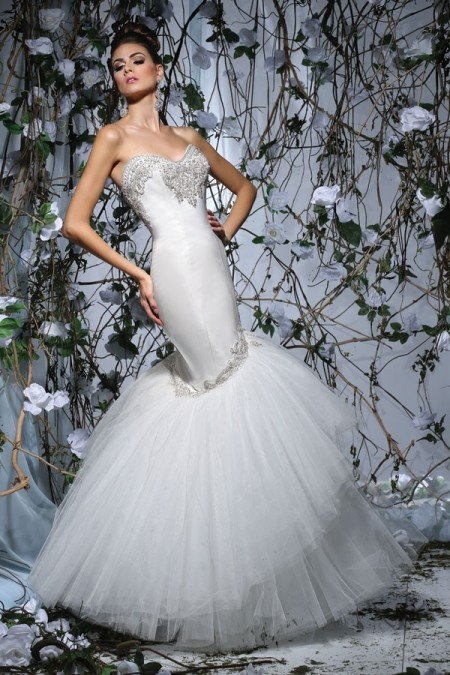 VH171 Wedding Dress - Victor Harper Spring 2015 Bridal Collection