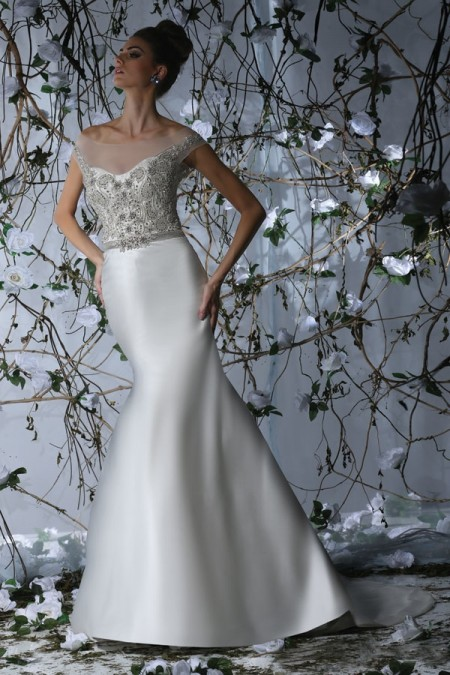 VH172 Wedding Dress - Victor Harper Spring 2015 Bridal Collection