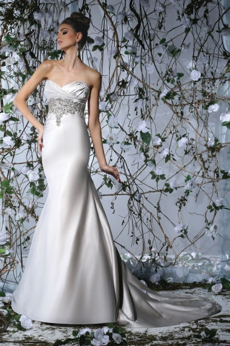 VH173 Wedding Dress - Victor Harper Spring 2015 Bridal Collection