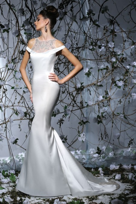 VH177 Wedding Dress - Victor Harper Spring 2015 Bridal Collection