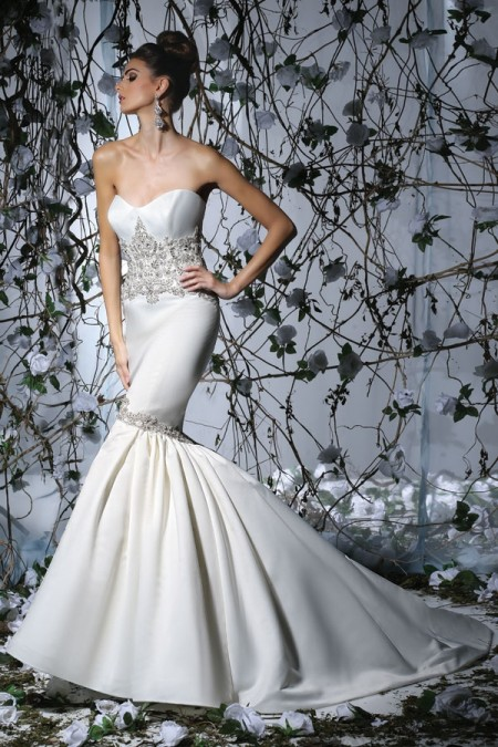 VH178 Wedding Dress - Victor Harper Spring 2015 Bridal Collection