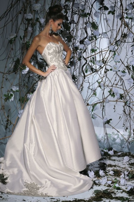 VH179 Wedding Dress - Victor Harper Spring 2015 Bridal Collection