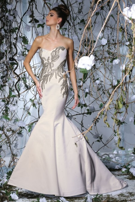 VH180 Wedding Dress - Victor Harper Spring 2015 Bridal Collection