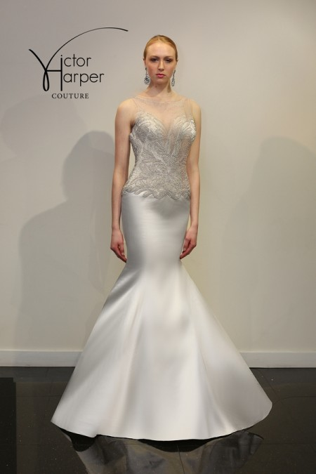 VHC288 Wedding Dress - Victor Harper Couture Spring 2015 Bridal Collection
