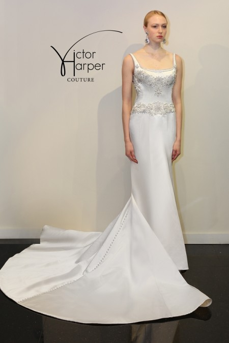 VHC292 Wedding Dress - Victor Harper Couture Spring 2015 Bridal Collection