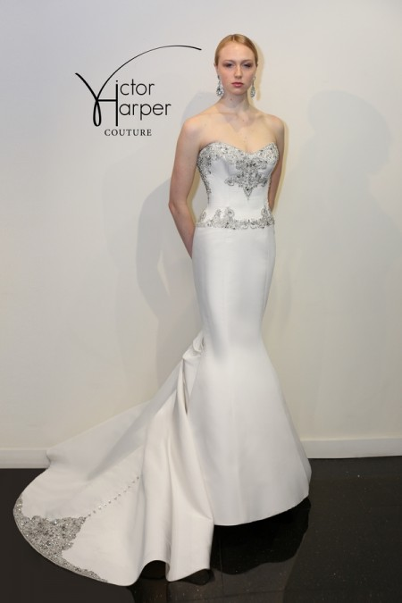 VHC294 Wedding Dress - Victor Harper Couture Spring 2015 Bridal Collection